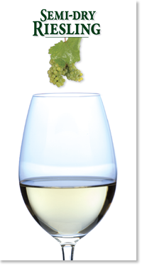 semi - dry Riesling image
